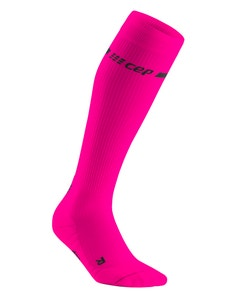 CEP Neon 20-30 mmHg Knee High Tall Compression Socks for Women