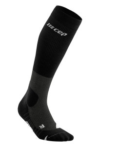 CEP Hiking Merino 20-30 mmHg Knee High Compression Socks for Men